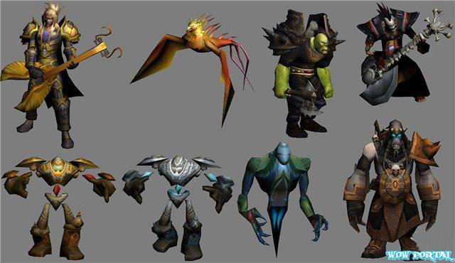 "3DSMax Модели WoW 2 "" Файлы World Of Warcraft "" World Of Warcraft Файловый Архив"