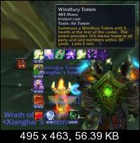 TotemTimers для WOW 3.2