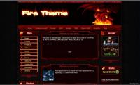 Fire Theme - Edited FS-WoTLK template 3.1.3