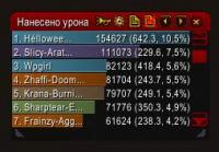 Recount (рус) для WoW 3.3