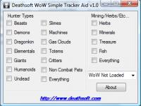 WoW Simple Tracker Aid v1.0