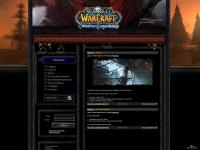 World of Warcraft шаблон для DLE